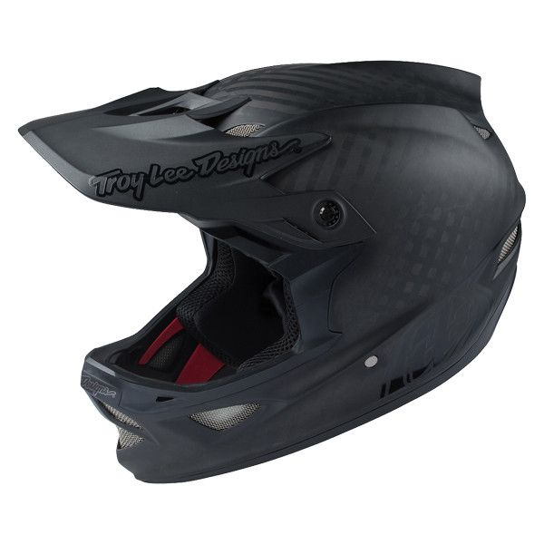 Casque Troy Lee Designs D3 Carbon MIPS Midnight Noir - M / 56-57 cm