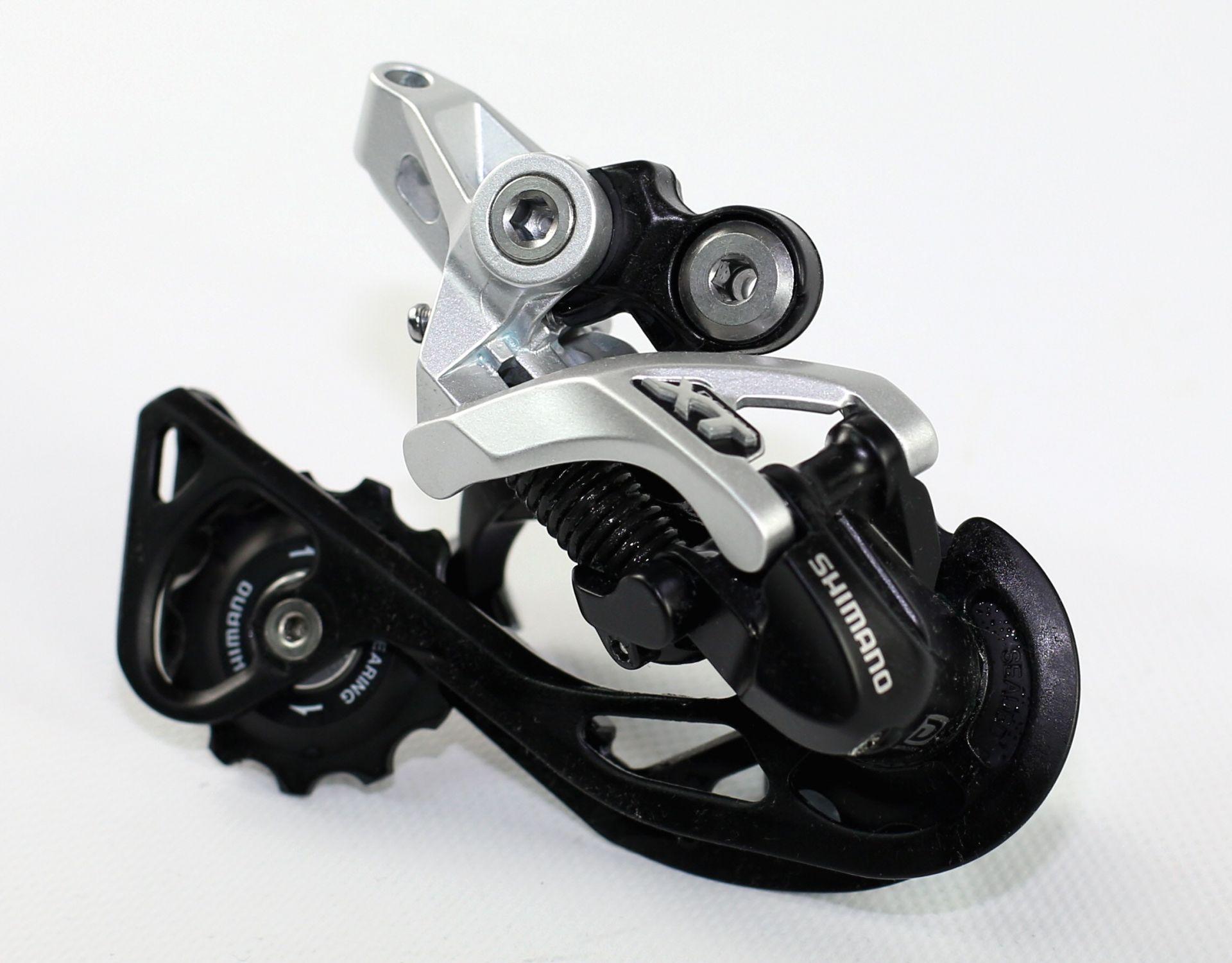 Dérailleur Shimano XT Shadow M781 10V Chape longue