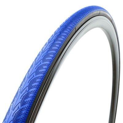 Pneu Vittoria Zaffiro 700 x 23C TR Bleu/Noir