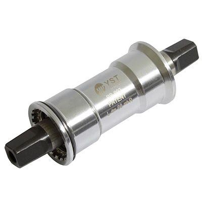 Boîtier de pédalier réparation L. 122,5 mm Carré