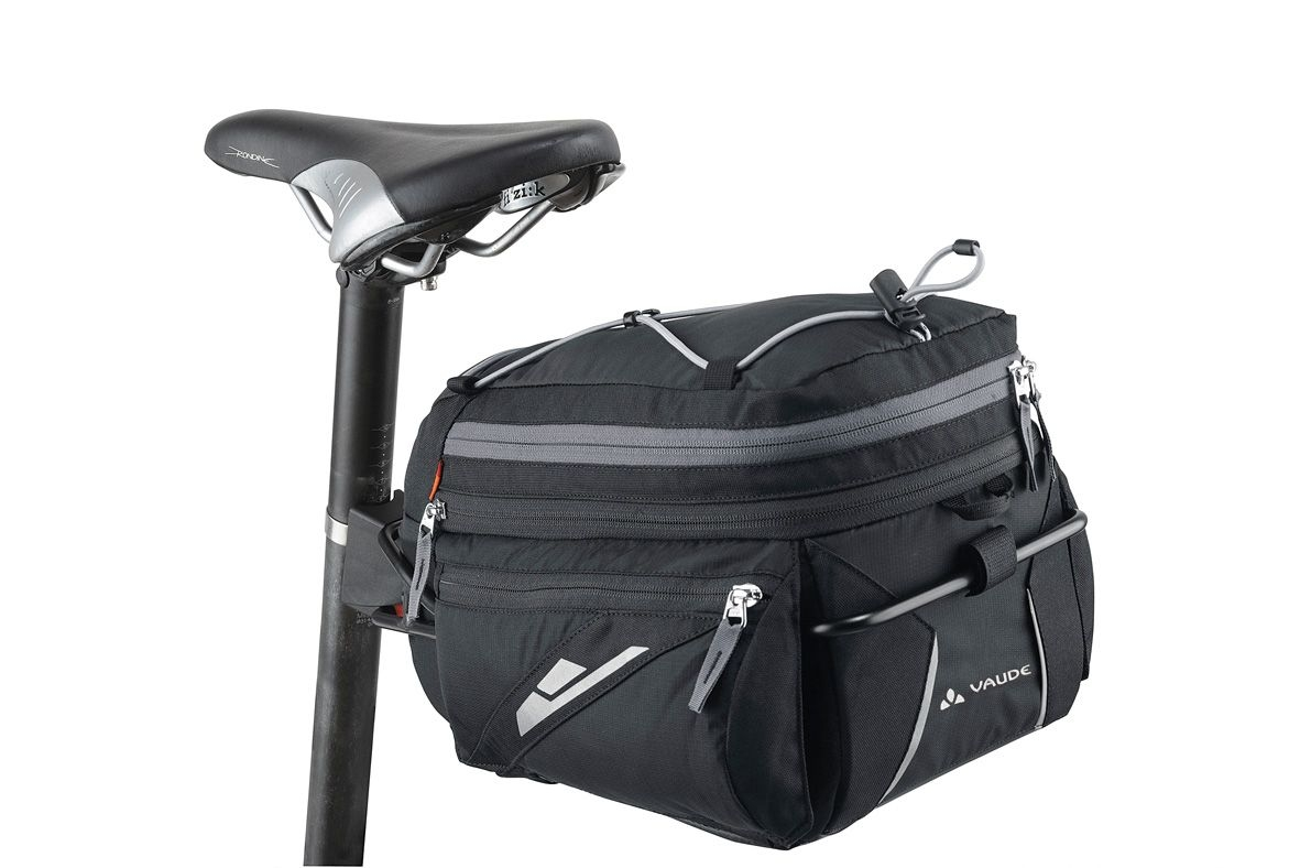 Sacoche sur tige de selle Vaude Off Road Bag M 7+3 L Noir