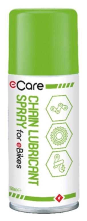 Lubrifiant chaîne Weldtite E-Care pour VAE Spray 150 ml
