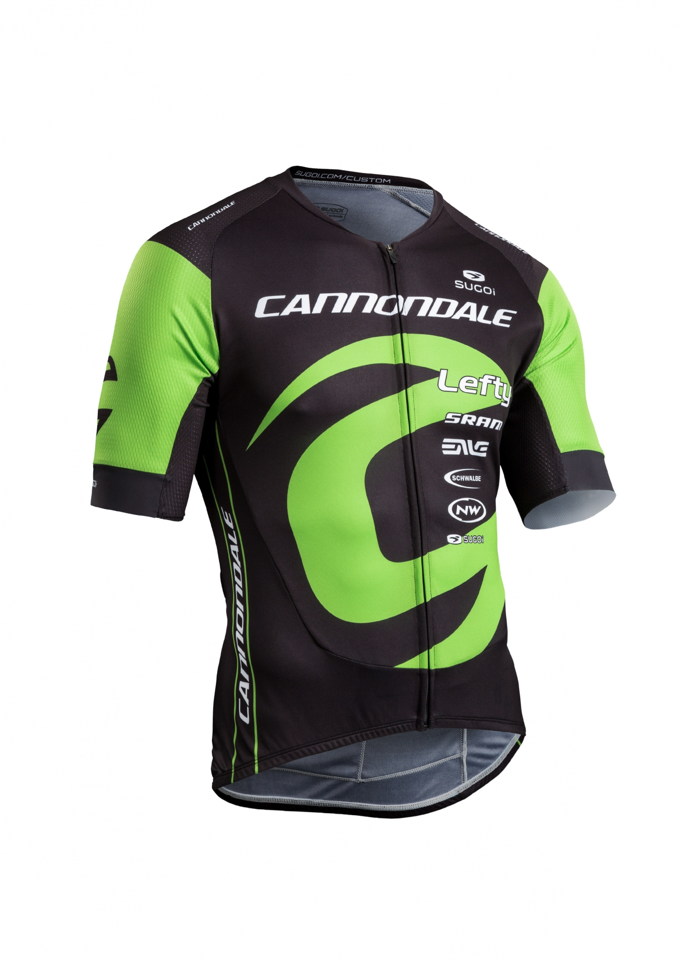 Maillot Cannondale Training Jersey Factory Racing CFR - M