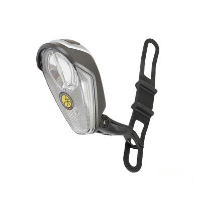 Projecteur AV Spanninga Nomad LED 40 LUX 6-36 V pour VAE + Port USB