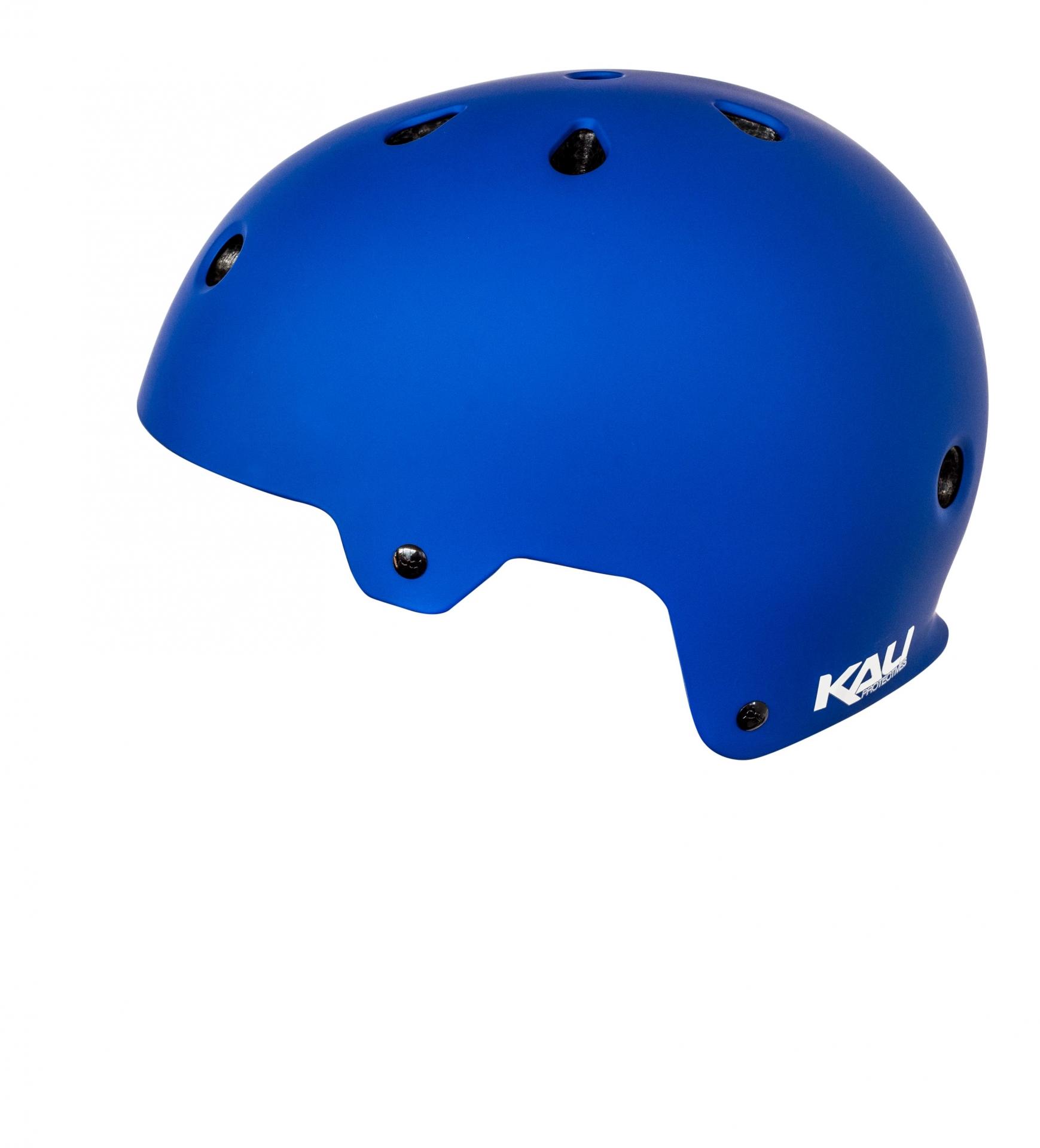 Casque Kali Protectives Maha Kali Solid Bleu - S (48-54)