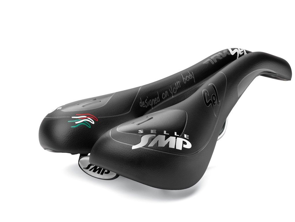 Selle VTT/Touring SMP TRK Medium Gel Noir