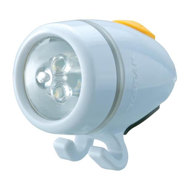 Éclairage avant Topeak WhiteLite II LED Blanc