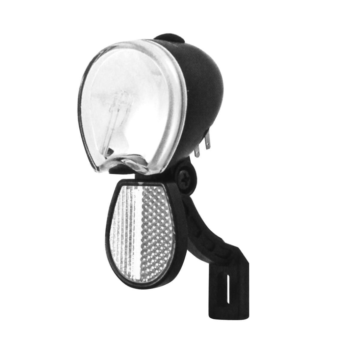 Éclairage avant Spanninga Micro Ff Xdo 1 LED 10 Lux (Dynamo et moyeu dynamo)
