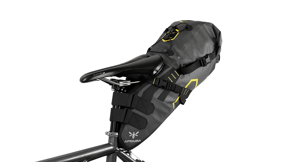Sacoche de selle étanche Apidura Expedition 14 L