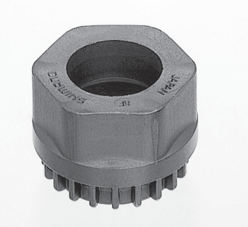 Outil montage boîtier de pédalier Shimano TL-UN 74-S