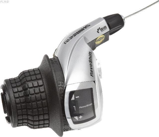 Commande vitesse Shimano 3V Revoshift TX70