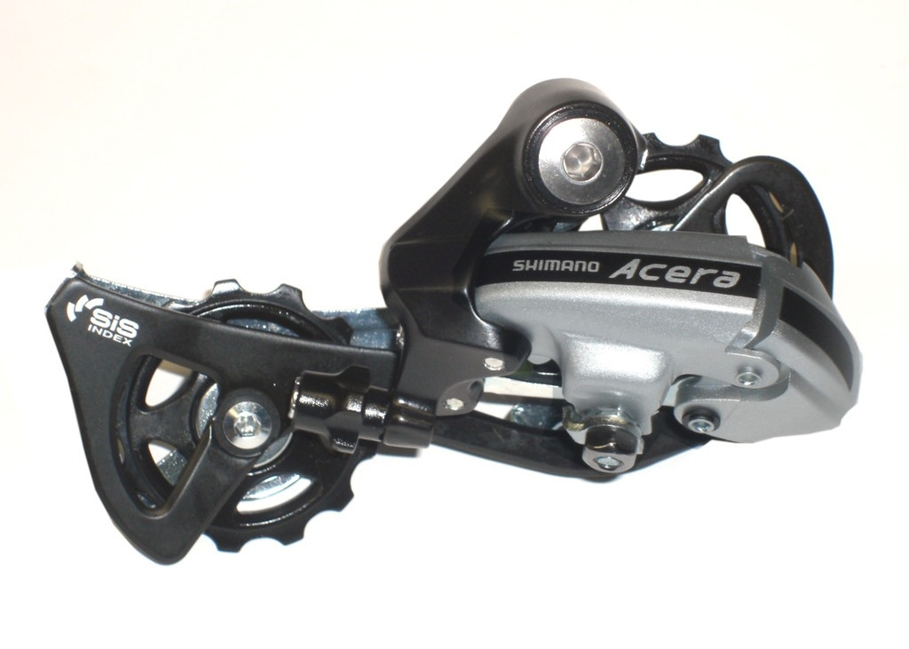 Dérailleur arrière Shimano Acera M360 7/8 vitesses Argent