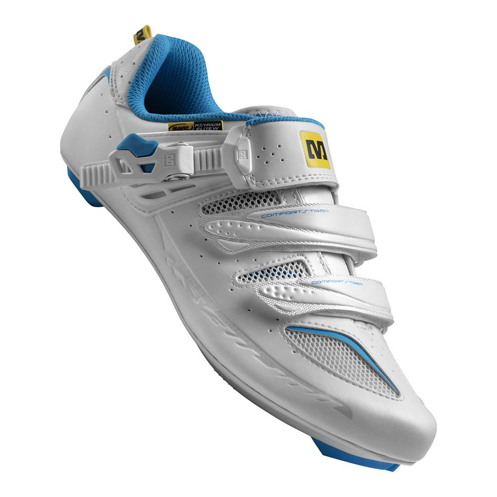 Chaussures route Ksyrium Elite W (Blanc/ciel) - 38