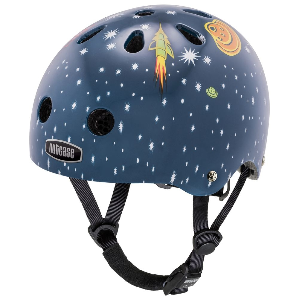 Casque bébé Nutcase Baby Nutty Outer Space