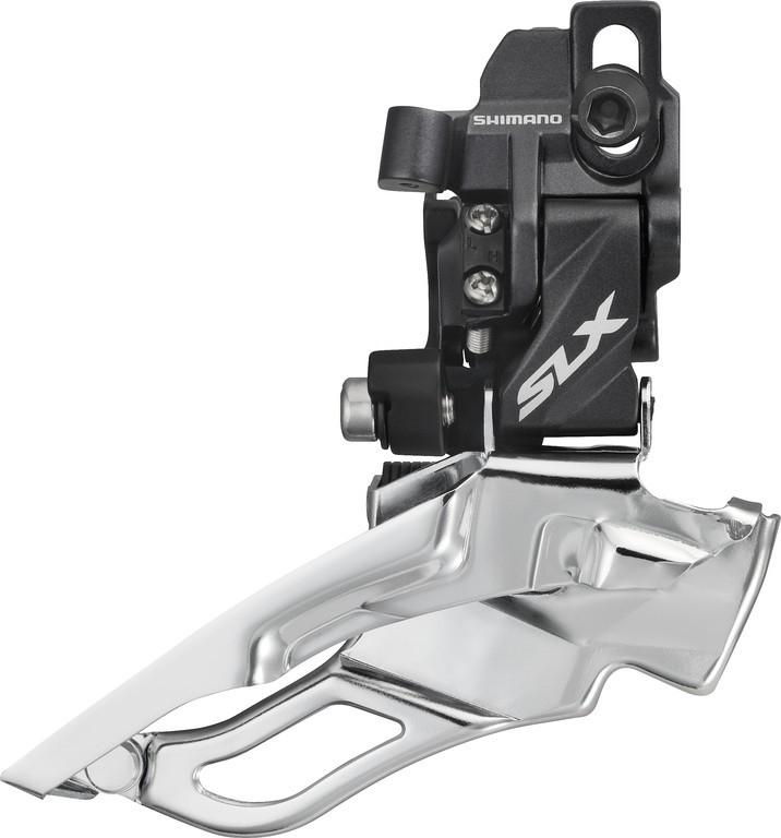 Dérailleur avant Shimano SLX M671 DirectMount Down-Swing Dual Pull