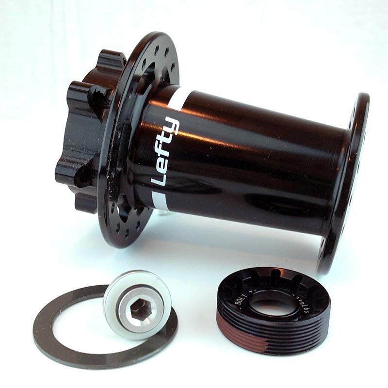 Moyeu Cannondale Lefty Supermax / 2.0 28 trous 6 vis Noir KH119/28
