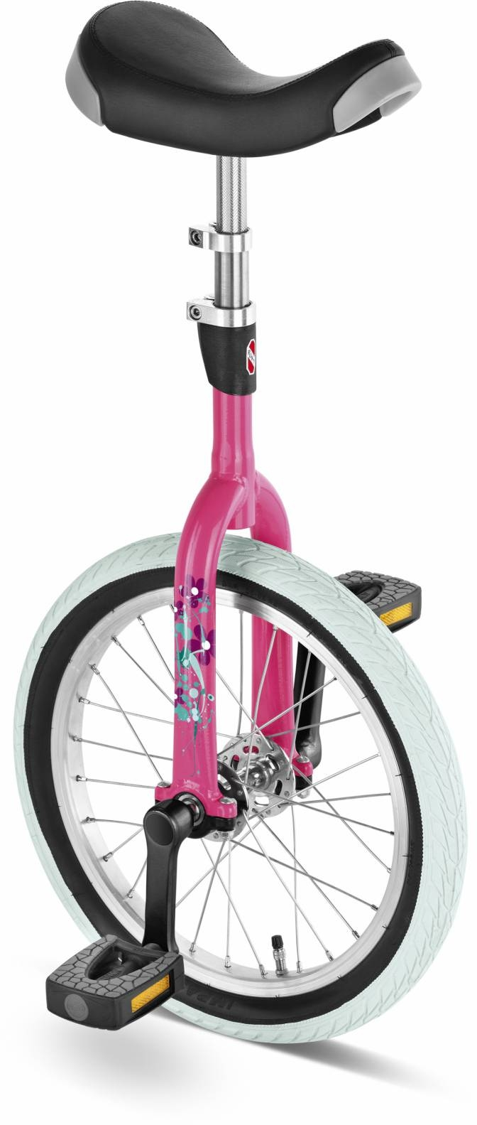 Monocycle Puky ER16 6 ans Rose