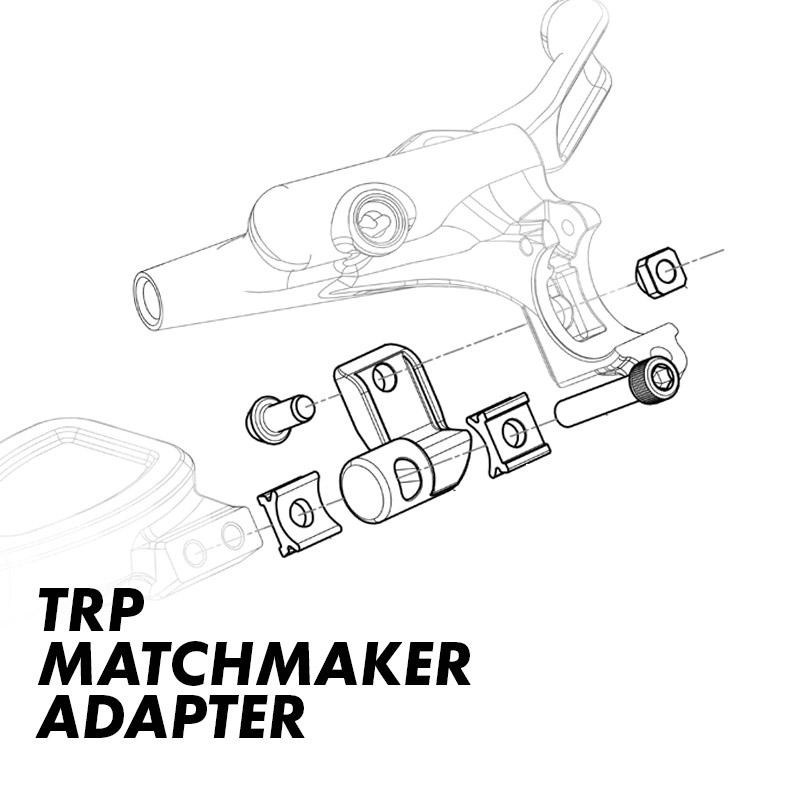 Matchmaker TRP compatible SRAM (Paire)