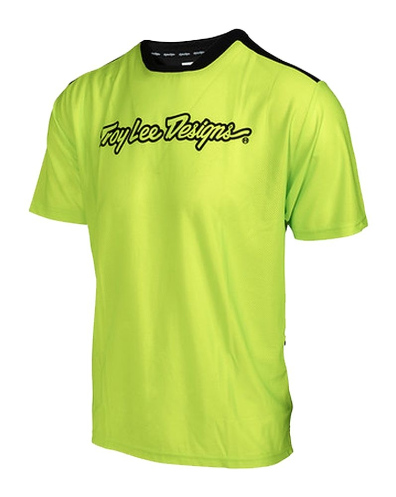 Maillot Troy Lee Designs Skyline Air Chartreuse - M