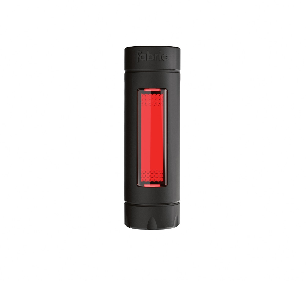 Éclairage arrière Fabric Lumasense FLR30 USB Accelerometer Rear Light Noir