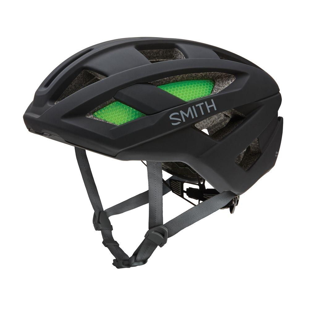 Casque Smith Route Mat Noir - S / 51-55 cm