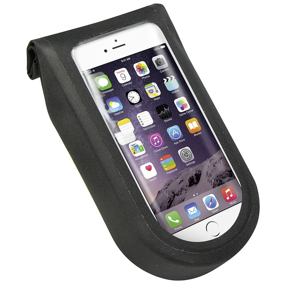 Housse et support smartphone KLICKfix PhoneBag Duratex Plus