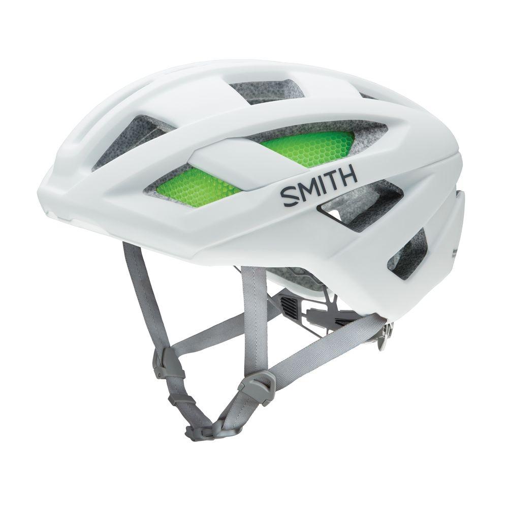 Casque Smith Route Mat Blanc - S / 51-55 cm