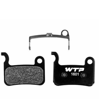 Plaquette de frein WTP Elite semi-métal comp. XTR, XT 2004, Saint