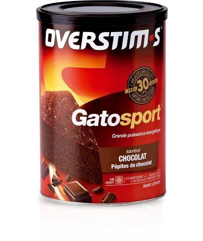 Gatosport Overstims Boîte 400 g - Chocolat - Poire