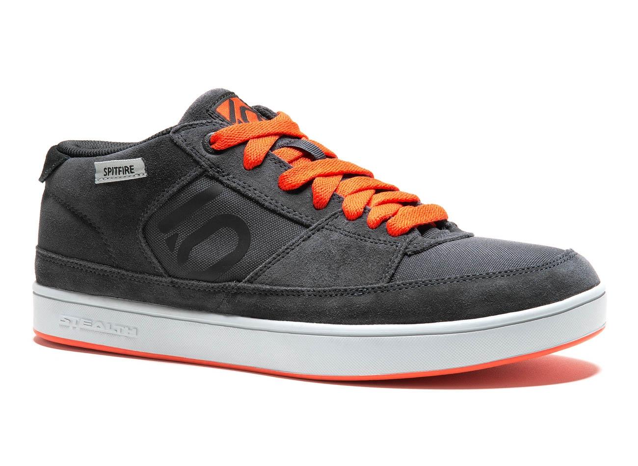 Chaussures Five Ten SPITFIRE Gris/Orange - UK-9.0 (43.0)