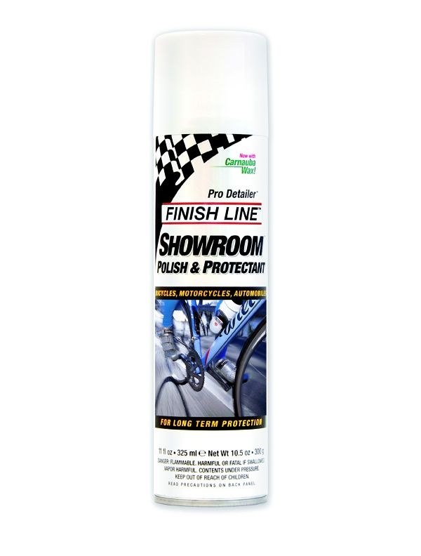 Nettoyant Finish Line Showroom Polish & Protectant Spray 330 ml