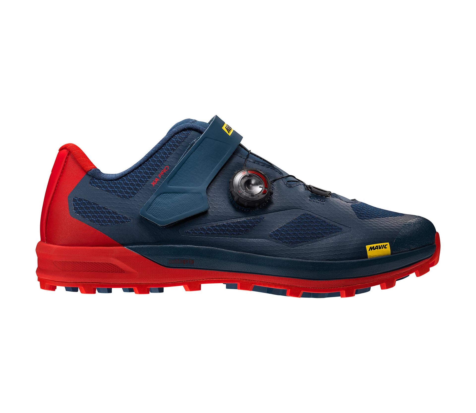 Chaussures VTT Mavic XA Pro Bleu Majolica - 45 1/3