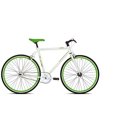 Vélo fixie Esperia 5250u Scatto Single Speed Vert - 50 cm