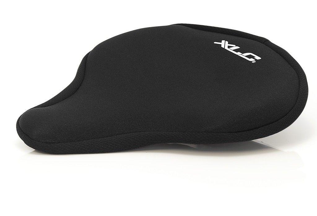 Couvre-selle VTT/VTC XLC XL Cruiser SC-G01 Geltech Noir