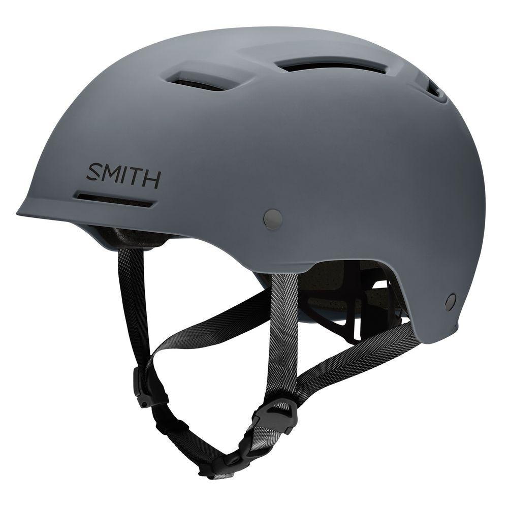Casque Smith Axle Mat Cement - S / 51-55 cm