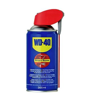 Lubrifiant WD-40 Double Spray 250 ml