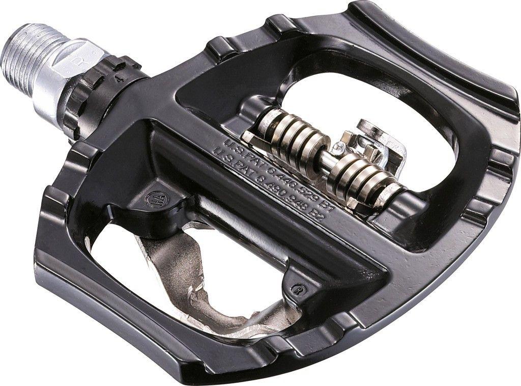 Pédales Shimano mixtes PD-A530 Noir