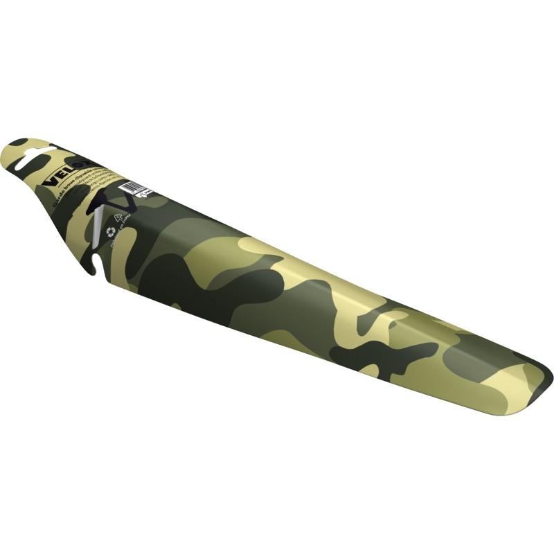 Garde-boue arrière clipsable VELOX Vert Camouflage