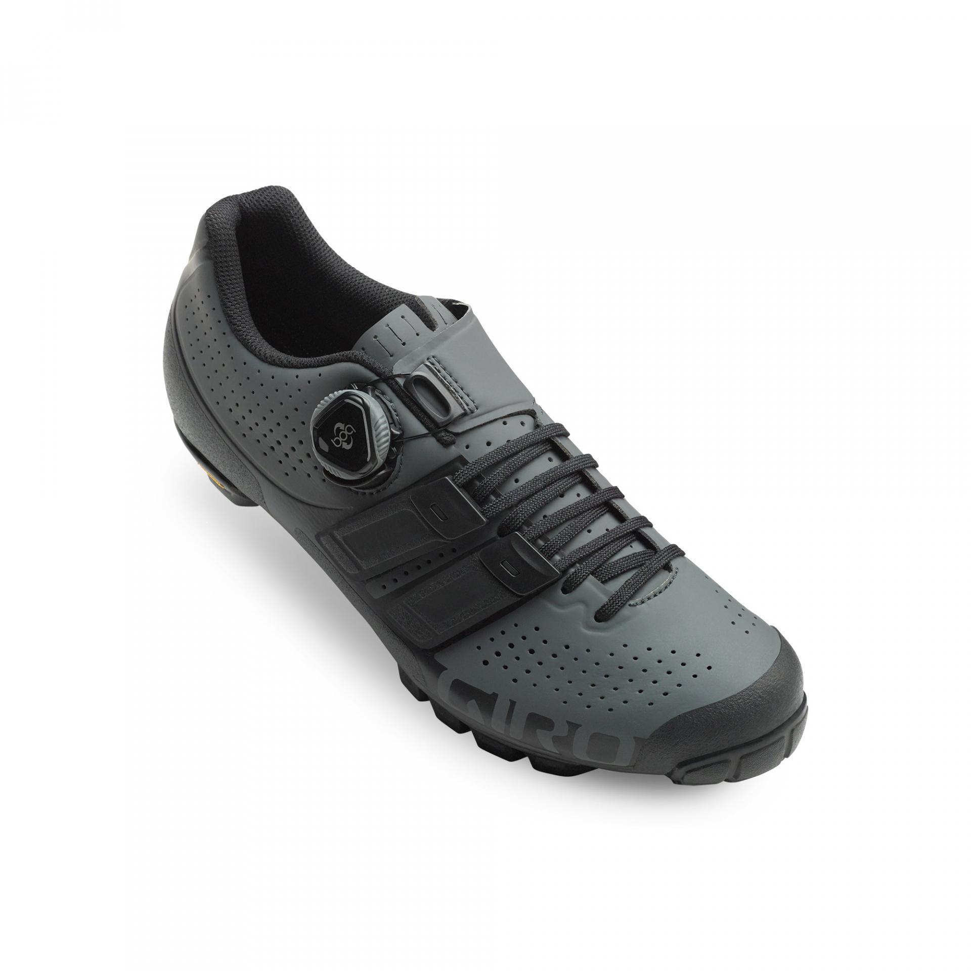 Chaussures Giro Code Techlace Dark Shadow/Noir - 41