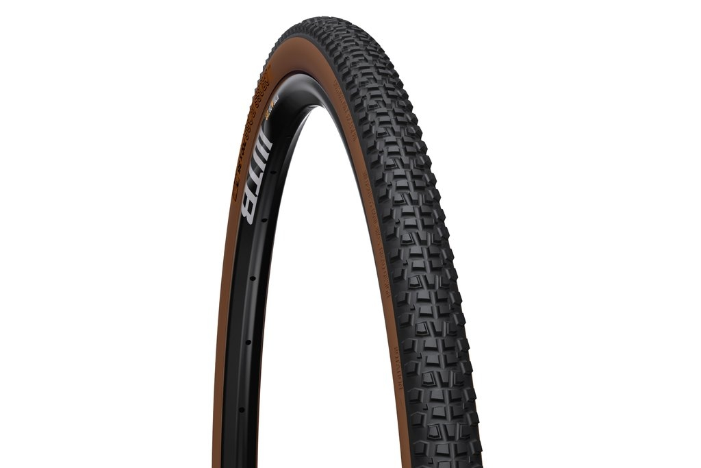 Pneu WTB Cross Boss 700 x 35C TCS Light Tubeless Ready Tan Skinwall