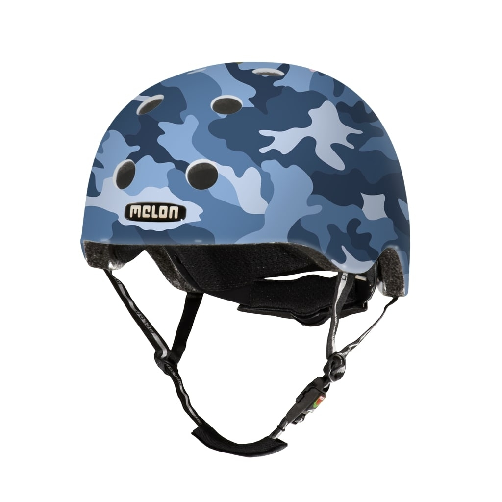 Casque Melon Urban Active Story Camouflage Rose - XL-XXL / 58-63 cm