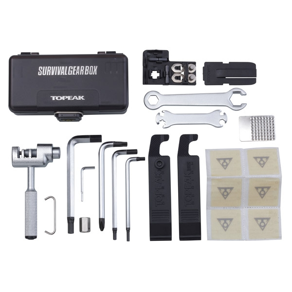 Kit mini-outils Topeak Survival Gear Box