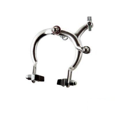 Étrier de frein BMX aluminium Argent