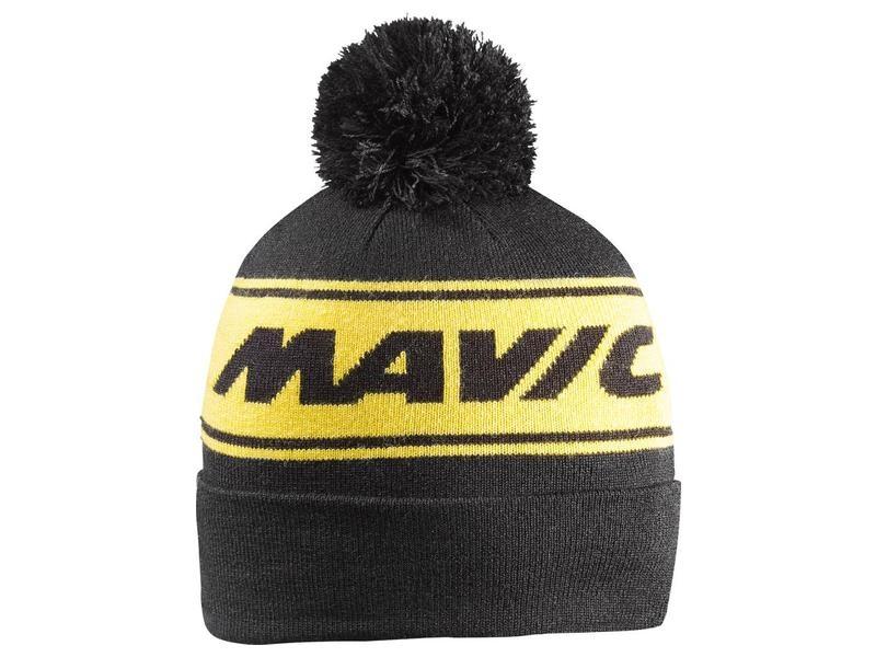 Bonnet Mavic MTB Pom Beanie Noir