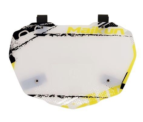 Plaque frontale Maikun Factory Plate Mini Jaune
