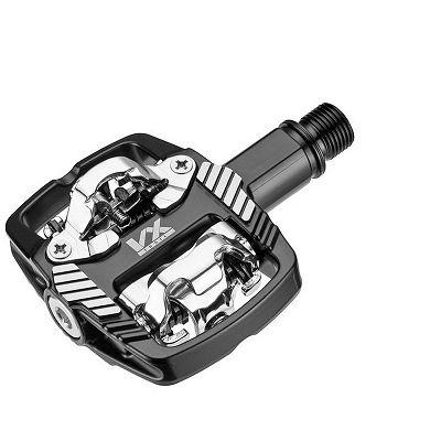 Pédales automatiques VP VTT Trail VX-2500 Noir