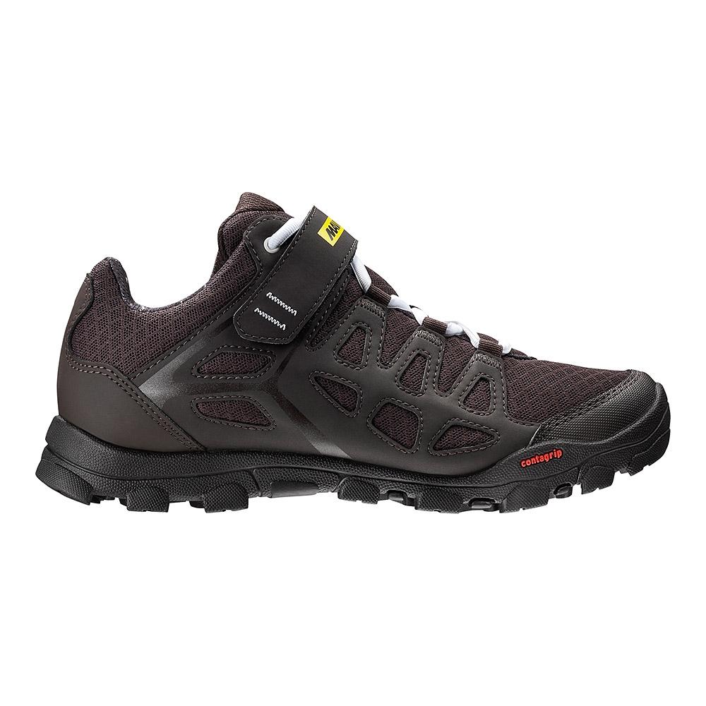 Chaussures VTT femme Mavic Échappée Trail After Dark/Blanc/Noir - 36 2/3