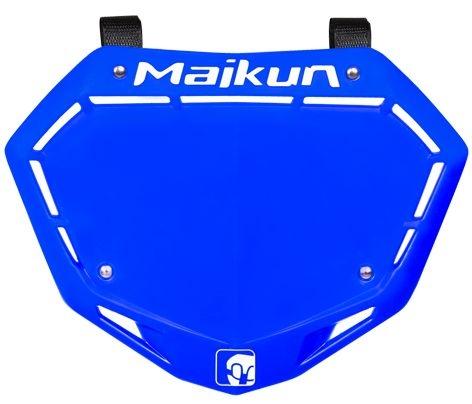 Plaque frontale Maikun 3D Plate Pro Bleu
