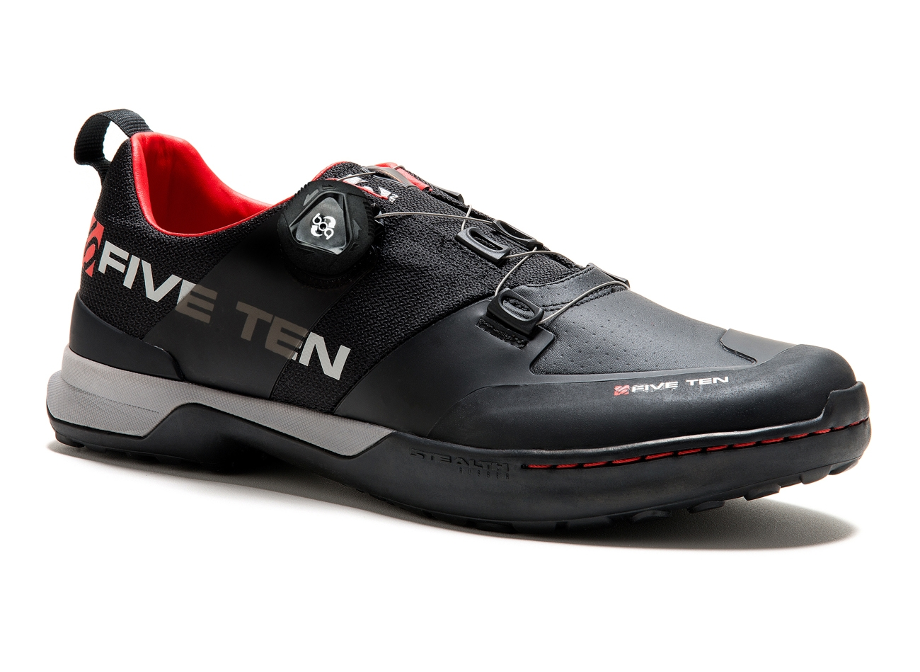 Chaussures Five Ten Kestrel Team Boa Noir - UK-9.0 (43.0)