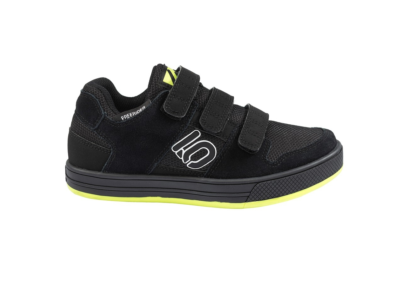 Chaussures Five Ten Freerider VCS Enfant Noir/Jaune - UK-1 (33)